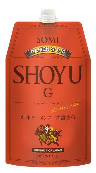 Ramen Soup Shoyu G